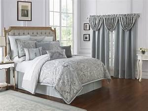 Farrah, Aqua, By, Waterford, Luxury, Bedding