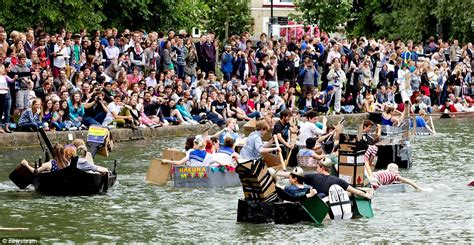 Boat Event Names by A Real Brain Box Students At Cambridge University Cause