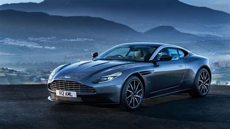 aston martin db top speed