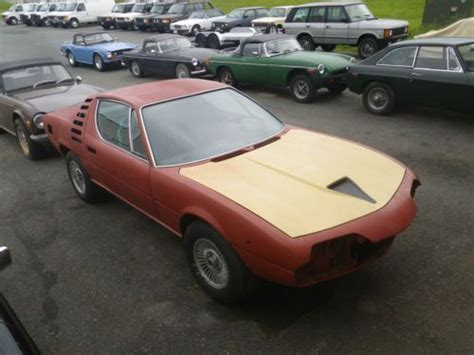Alfa Romeo Montreal For Sale Usa by Buy Used 1972 Alfa Romeo Montreal Base Coupe 2 Door 2 6l