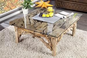 Table Basse En Bois Flotté : table basse bois flotte accueil design et mobilier ~ Preciouscoupons.com Idées de Décoration