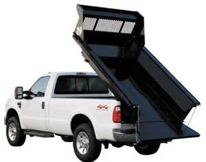 pick up dump bed quotes