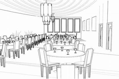 Restaurant Dining Bar Harlow Lyla Perspectives