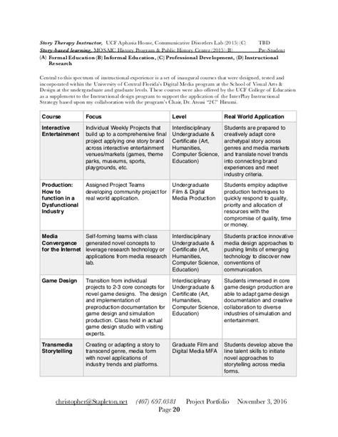 ucf resume resume ideas