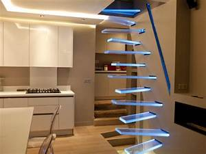 creer un escalier un modele futuriste en levitation With creer un escalier interieur