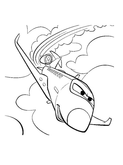 HD wallpapers airplanes coloring pages for kids