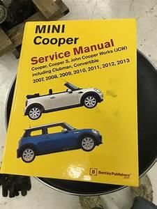 Fs   Mini Cooper Service Manual 2007
