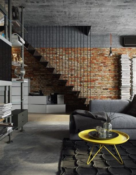 5 Houses That Put A Modern Twist On Exposed Brick by 475 Best Amazing Stair Designs Images On