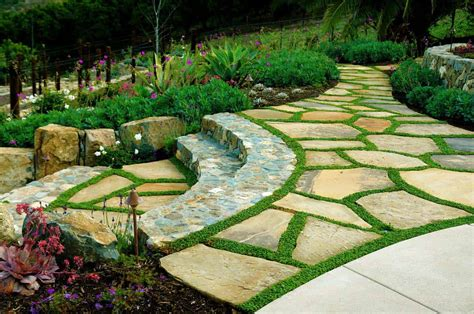 Stein Garten Design by 40 Brilliant Ideas For Pathways In Your Garden
