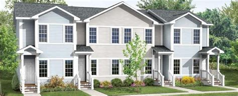 multi family taft  plex modular homes