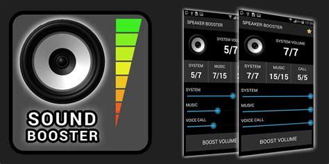 speaker booster for android speaker booster app apk for android aptoide