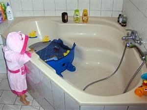 Baignoire Douche Enfant : baignoire bebe sur baignoire adulte ~ Nature-et-papiers.com Idées de Décoration