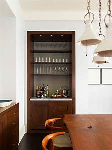 20 small home bar ideas and space savvy designs With small bar designs for home