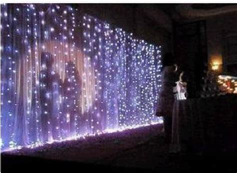 wedding background light curtain lamp christmas lamp