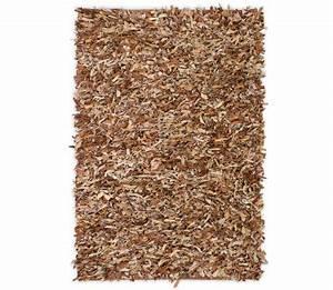 Teppich 160 X 230 : vidaxl shaggy teppich echtleder 160 x 230 cm hellbraun g nstig kaufen ~ Avissmed.com Haus und Dekorationen