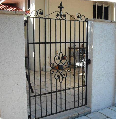 custom design  gates wrought iron metal art farmweld