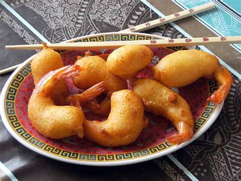 recette de cuisine avec des crevettes recette de ptits beignets de crevette sympatoche