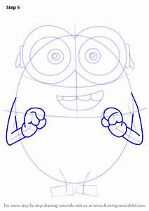 Learn How to Draw Bob from Minions (Minions) Step by Step ...