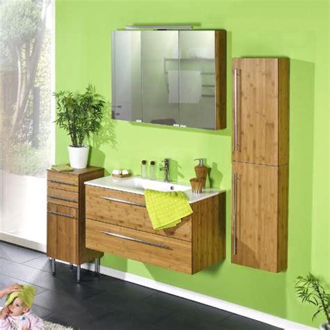Badezimmer Bambus  Hause Deko Ideen