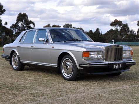 1990 Rolls-royce Silver Spirit Ii