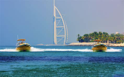 Marina Boat Tour Dubai by Palm Jumeirah Burj Al Arab Marina Speed Boat Tour Headout
