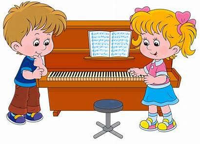 Playing Clip Clipart Children Sharing Toys Preschool
