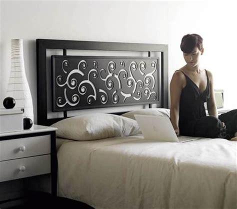 tete de lit tressee tte de lit rizos en fer forg meuble design pour la chambre le monde du lit