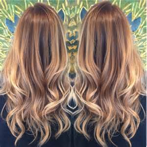 Brown Hair with Blonde Highlights Hairstyles