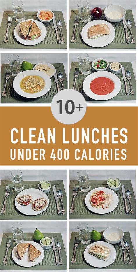 lunches    calories
