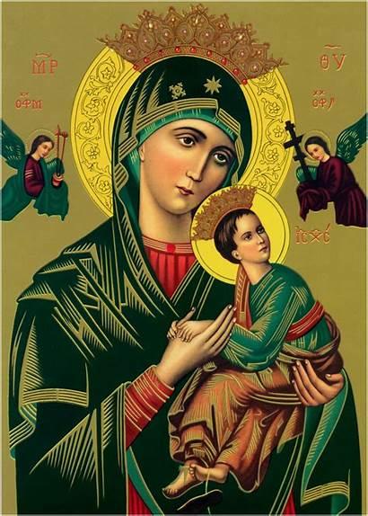 Mary Mother Wallpapers Heart Mobile God Wallpapersafari
