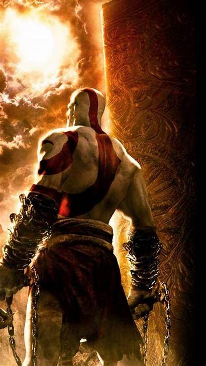 God War 4k Pantalla Fondos Kratos Wallpapers