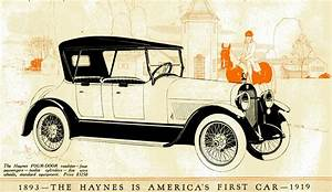 Description Haynes Americas First Car 1919 Countrygentlemenbackcover