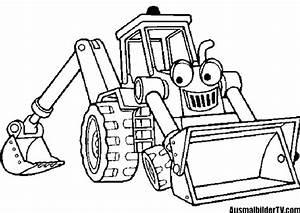 Traktor Ausmalbilder