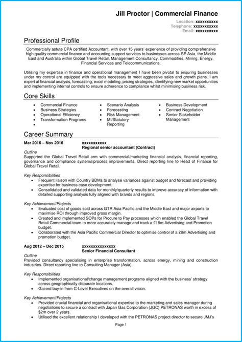 accountant cv   writing guide   interviews