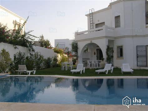 model de chambre location villa à hammamet iha 36618