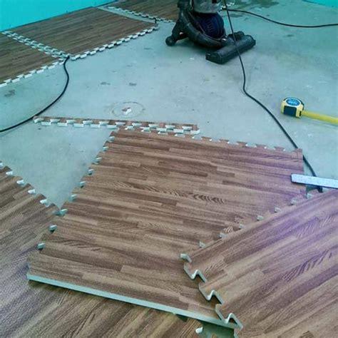faux wood foam floor tiles gurus floor