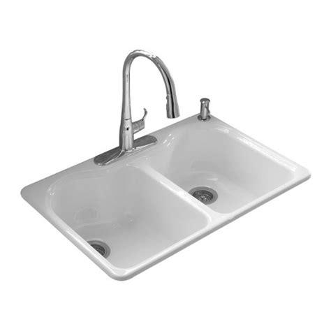 "My Farmhouse Kitcheninstalling A ""new"" Kitchen Sink"