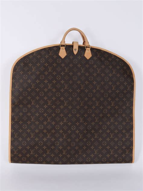 louis vuitton garment cover monogram canvas luxury bags