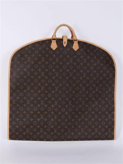 louis vuitton garment cover monogram canvas luxury bags