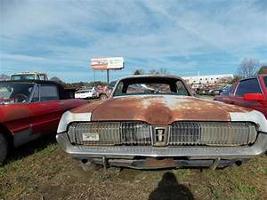 1967 Mercury Cougar For Sale In Gray Court  Sc
