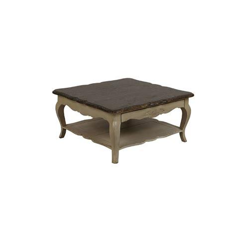 table basse salon carree table basse carr 233 e 2 tiroirs beige interior s