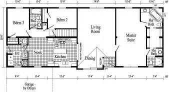 floor plans ranch ranch house plans