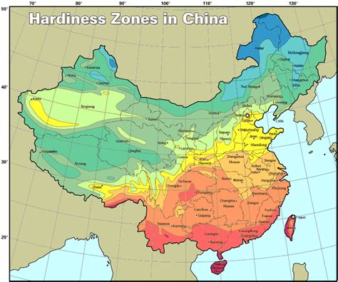 All The Dirt On Gardening Plant Hardiness Zones Us