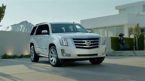 Cadillac Commercials by Cadillac Escalade Tv Commercial Evolution Of Indulgence