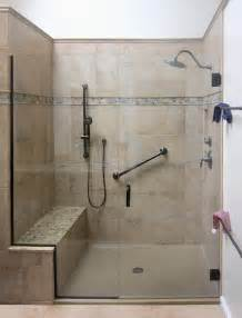 Conversion Tub to Shower with Bench
