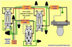 31 3 Way Switch Outlet Wiring Diagram