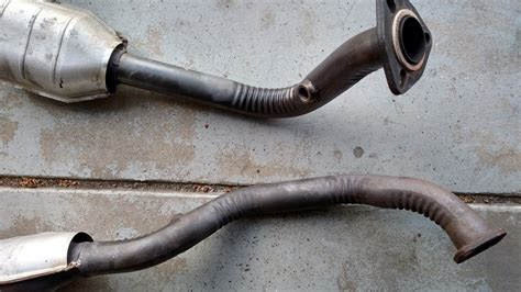 Catalytic Converts And Exhaust Isuzu Trooper