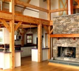 pole barn homes interior 39 barn kitchen designs digsdigs