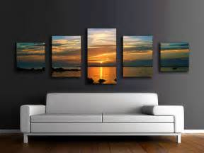 Split Canvas Print