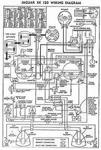 1959 Jaguar Xk150 Wiring Diagram
